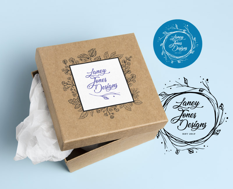 Branding & Packaging: Laney Jones