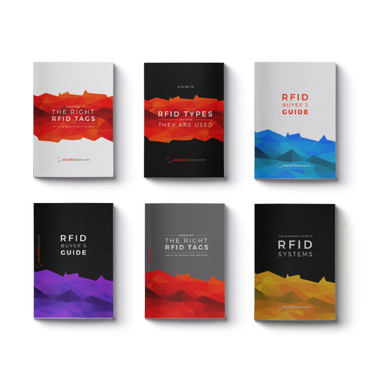 eBook Covers: atlasRFID